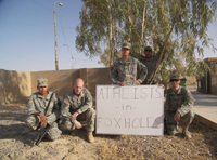 Atheists In Foxholes
